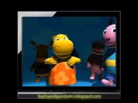 Backyardigans Theme Song Lyrics Backyardigans Theme Song Lyrics