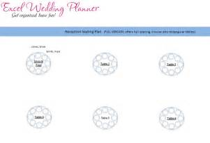 wedding seating chart template excel wedding seating chart template excel