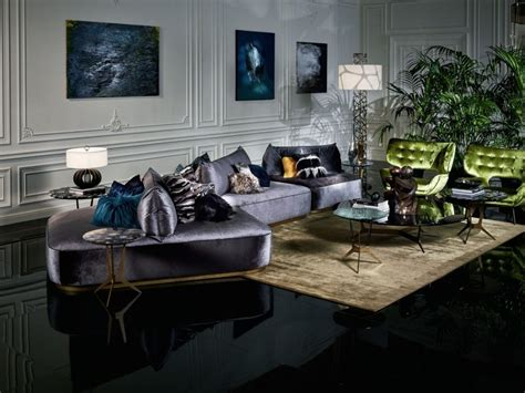 luxurious magazine home and interiors
