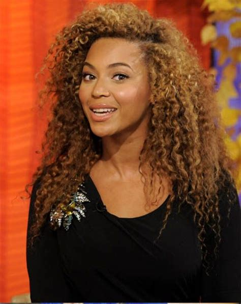 natural real hair for weave styles beyonce with her real hair pictures to pin on pinterest