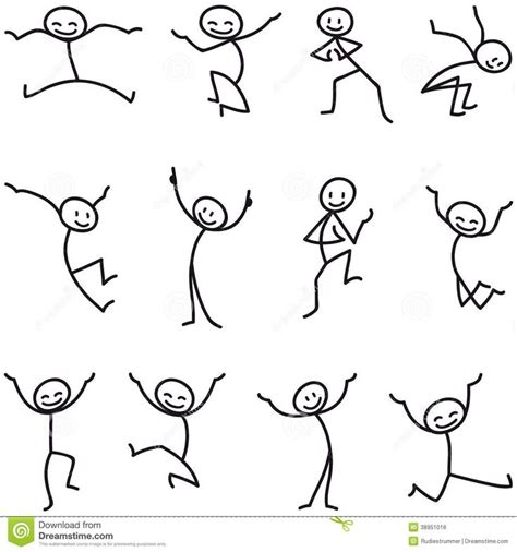 doodle stickman the 25 best stick figure ideas on stick