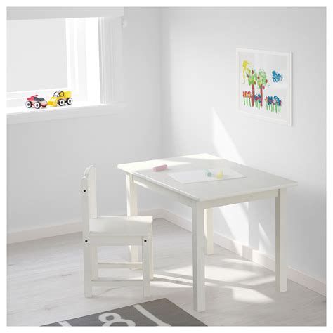 ikea childrens table sundvik children s table white 76x50 cm ikea