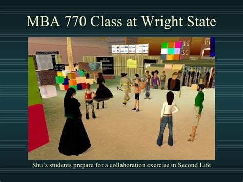Wright State Mba by Ctu Presentation On Research In Second