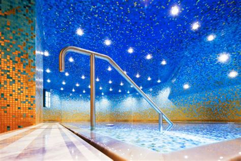 pool  mosaic glass trend collections home design
