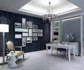 Interior Design Ideas Home Rumah Rumah Minimalis Modern Homes Studyrooms Interior