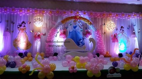 birthday party home decoration ideas in india different birthday decorations happy event hyderabad andhra pradesh