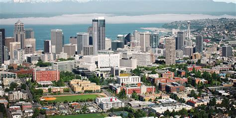 Of Washington Mba Tuition by Seattle Seattle Study In The Usa