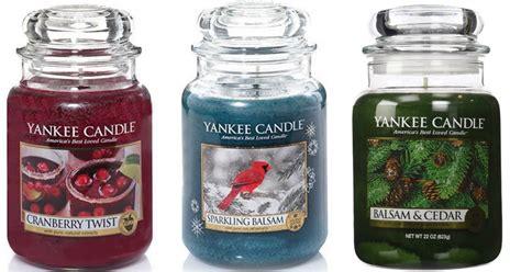 Yankee Candle Large Jar Candle Lilin Wangi Balsam Cedar large yankee candle scent jar candles only 11 50 regularly 27 99 hip2save