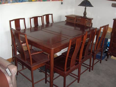 rosewood dining room furniture rosewood dining room table with 8 chairs cleveland 44113 downtown cleveland home and