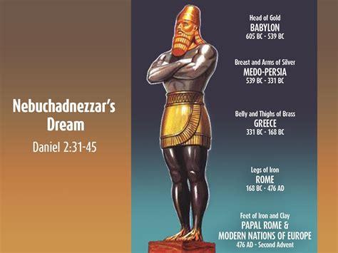 Mimpi Para Dewa Dan Dreams Of Gods And Monsters mimpi nebukadnezar kesaksian segala bangsa
