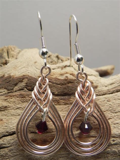 gold plated wire for jewelry earrings celtic knot gold plated wire by