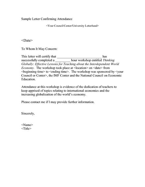 truancy letter template truancy letter template 28 images 10 best images of