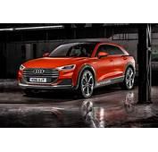 2018 Audi Q8  New Pics Of Flagship SUV Testing In Arctic