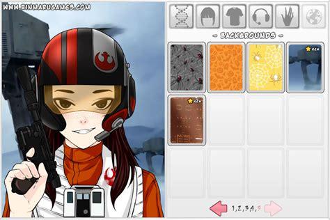 Anime Character Creator by Rinmaru Mega Anime Avatar Creator