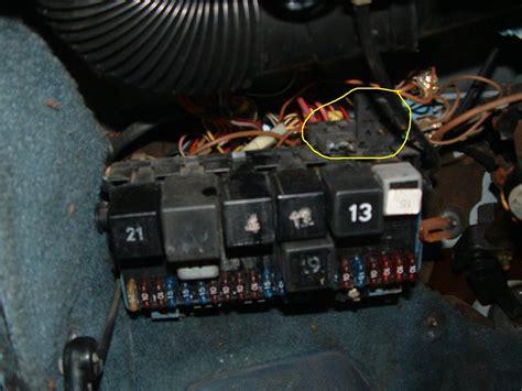 84 Vw Fuse Box Wiring Diagram