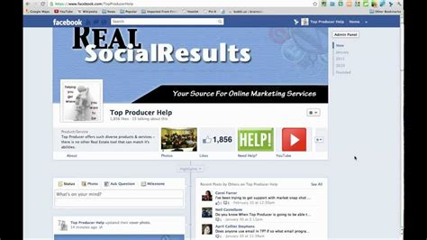 facebook themes tutorial facebook business page timeline layout what when how long