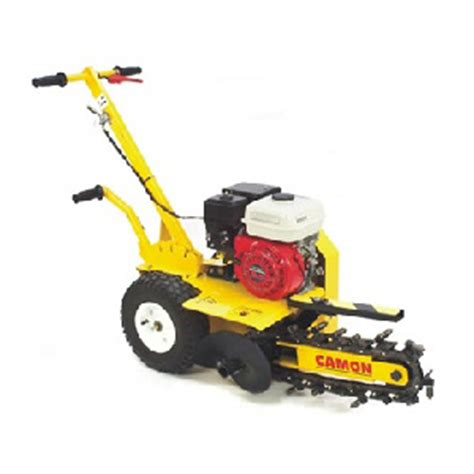 Small Walk Behind Trencher   Kss Hire Services