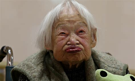living person world s oldest person celebrates 116th birthday in japan