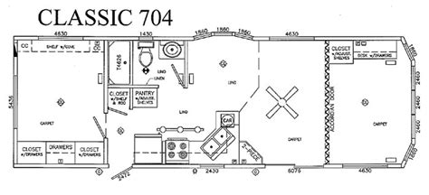 Park Model Trailer Floor Plans | dutch park park models floorplans rv park models