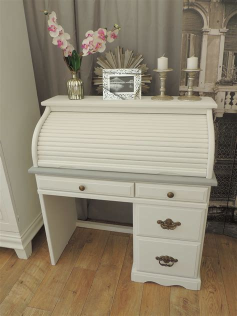 shabby chic roll top desk eclectivo london furniture