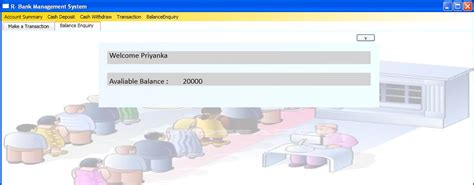 Bank Management an open source project r bank management system