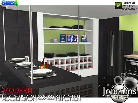 Ascension Kitchen by Jomsims Modern Ascension Kitchen
