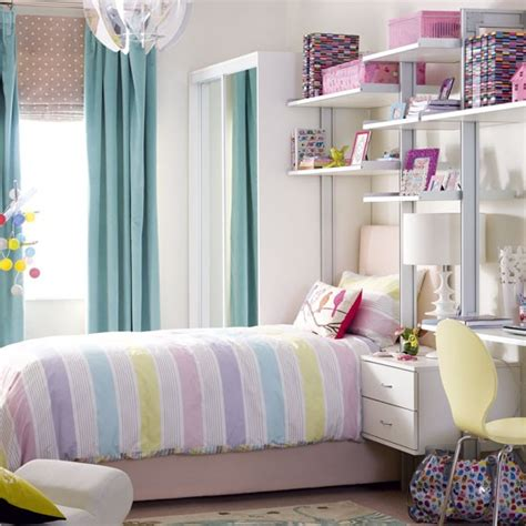 pastel bedroom ideas pretty pastel teenage girl s bedroom with modular shelving