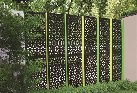 Trellis Metal Black Metal Garden Trellis Outdoor Decorations