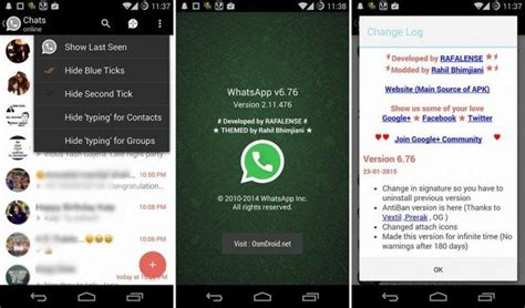 whatsapp themes for android 2015 download whatsapp plus 6 76 apk per android
