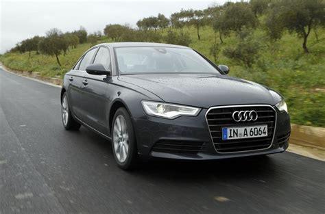 Audi A6 2 0 Tdi Se by Audi A6 2 0 Tdi Se Review Autocar