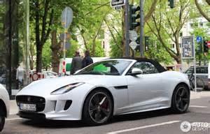 Jaguar F Type 2006 Jaguar F Type R Awd Convertible 7 May 2015 Autogespot