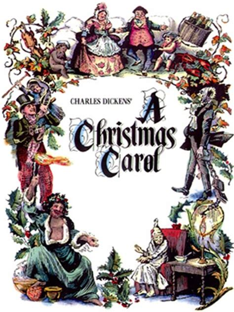Charles Dickens A Carol by A Carol Charles Dickens Review Kraten Books
