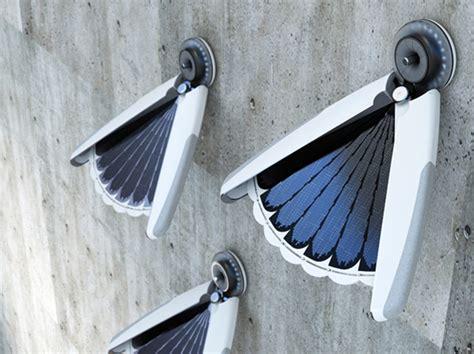 solar light design solar butterfly yanko design