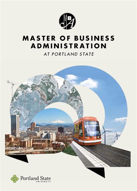 Portland Mba Psu by Psu Master Of Business Administration Digital Brochure By
