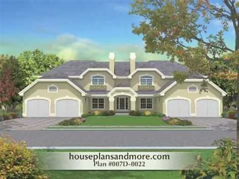 multi family houses multi family homes video 1 house plans and more youtube