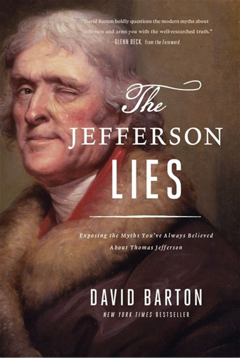 what lies in residence books wallbuilders llc the jefferson lies b37b