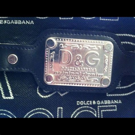 Dolce And Gabbana Denim Purse by 69 D G Handbags Dolce And Gabbana Original Denim