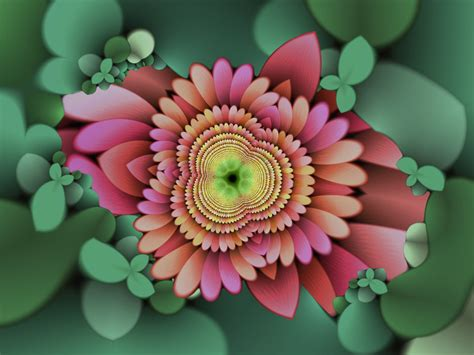 In Nature fractal in nature by drlew on deviantart