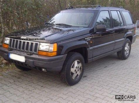 1996 Jeep Grand Gas Tank Size 1996 Jeep Grand Laredo 4 0 Car Photo And Specs
