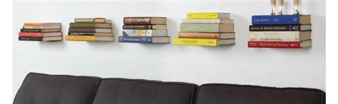 Shelf Reviews by Umbra Conceal Wall Mounted Book Shelf Review