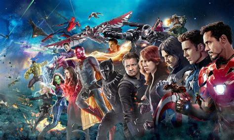 marvel cinematic universe movies discounted