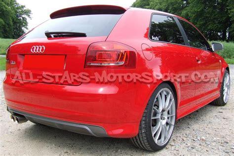 Audi S3 Sport by Cobra Sport Catback For Audi S3 8p 3 Doors