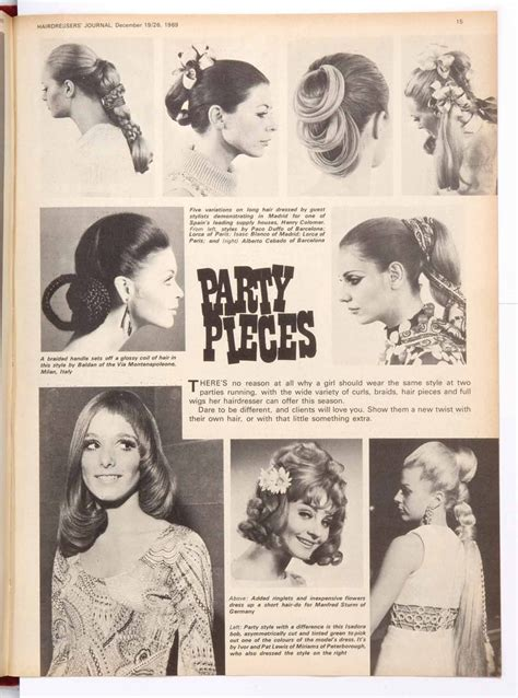 female pubic hair of the 1960s vintage women s hairstyle from hj dating back to the 1960s