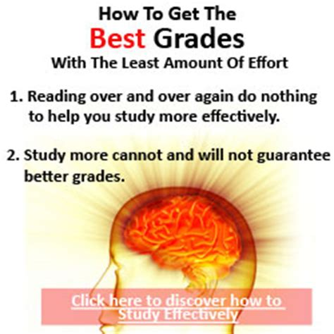 7 Ways To Get Better Grades by How To Study Effectively How To Get Grades