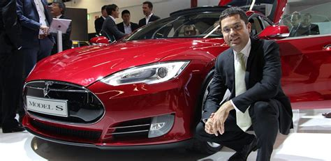 Doug Field Tesla Tesla S Jerome Guillen Is Taking A Leave Of Absence And