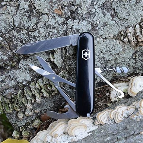victorinox swiss army compact victorinox swiss army compact pocket knife black for cheap