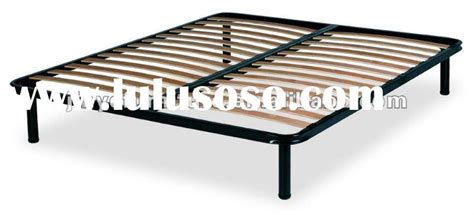 reinforce bed frame knock down bed frame with wood slats for sale price