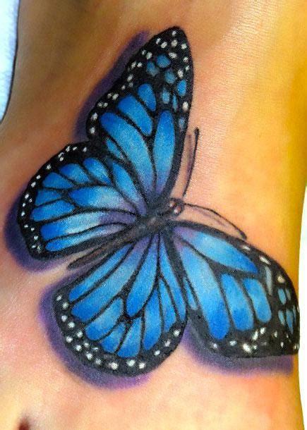 tattoo blue butterfly meaning blue butterfly tattoo idea
