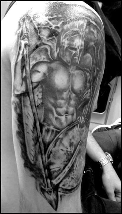 liner tattoo angel angel spartiate angel tattoos pinterest angel