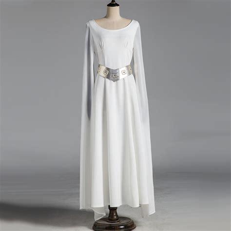 Leia Dress wars a new princess leia